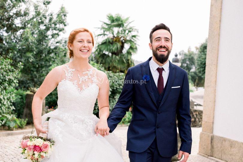 Márcia e Nuno