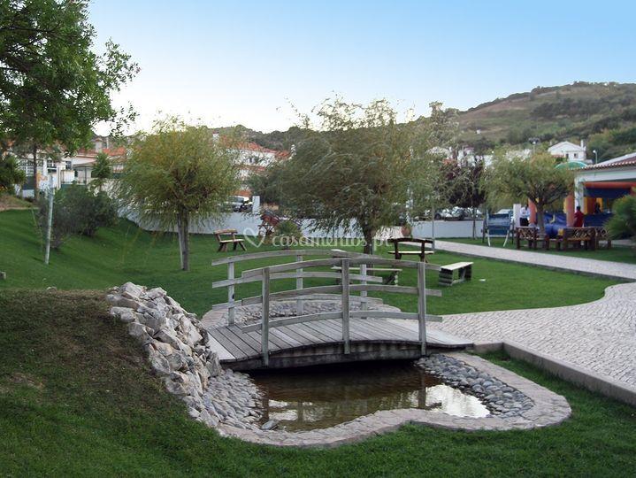 Jardim de Quinta do Canavial