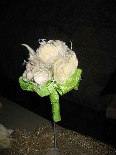 Ramo de noiva original