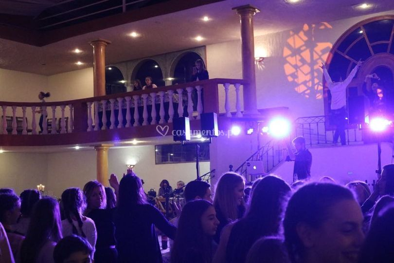 Galas e festas particulares