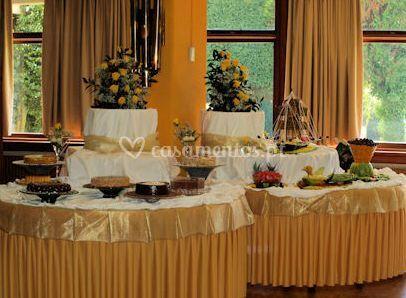 Banquetes e festas