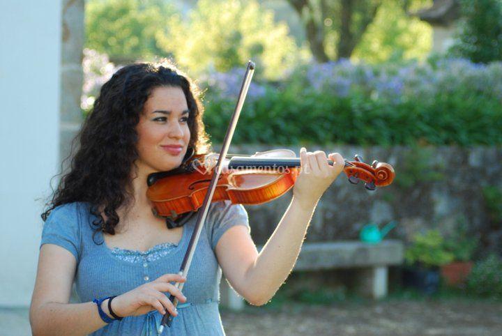 Violinista - margarida silva