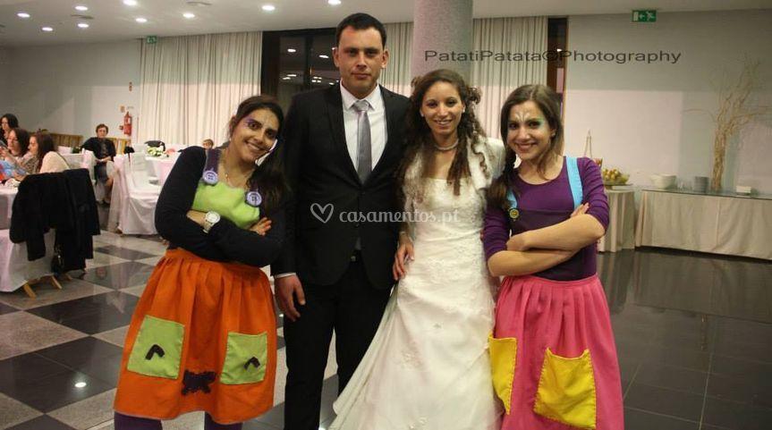 O casamento vem do amor