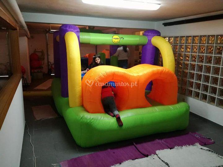 Super Jump Happy Kid
