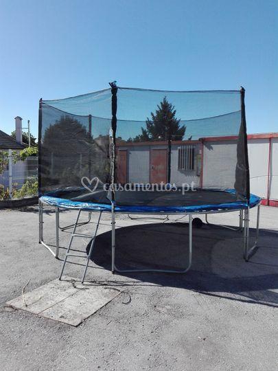 Varios trampolins