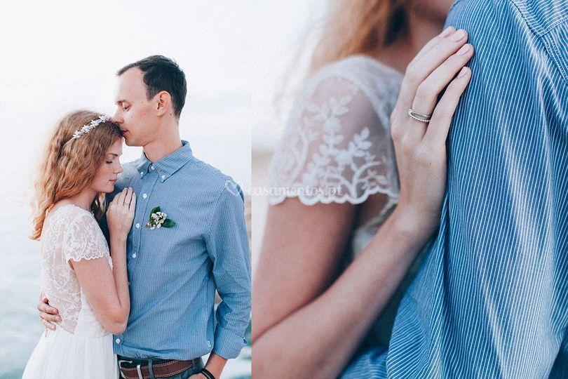 Casamento em cabo espichel