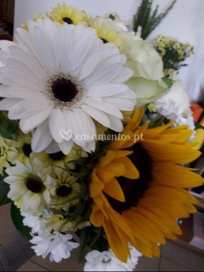 Bouquet Girassol