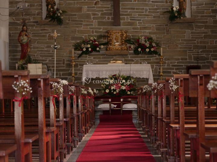 Igreja linda