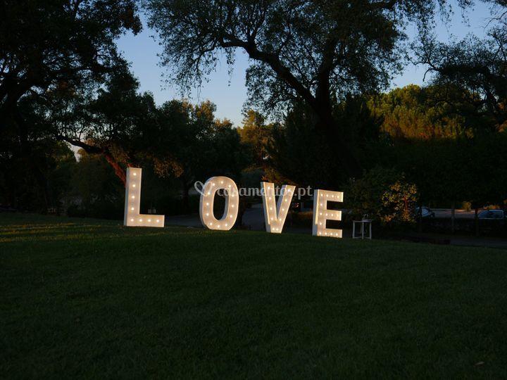 LOVE com muito Amor