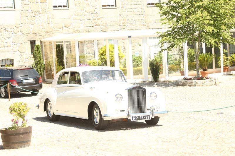 Rolls Royce Silver Cloud 1955