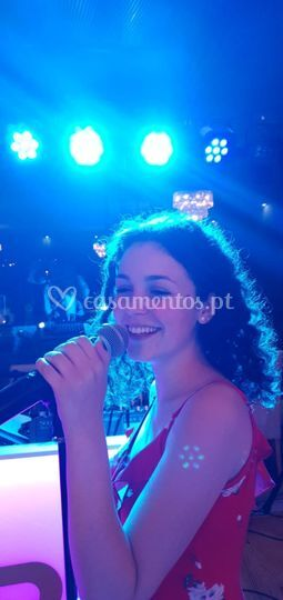 Sofia Moreira - Vocalista