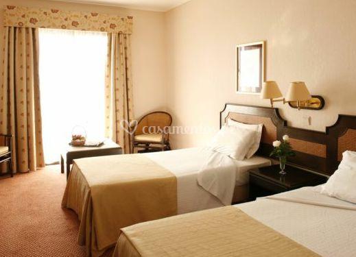 Os quartos elegantes