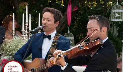 Pedro Dyonysyo - Viola & Violino 1