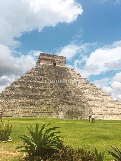 Chichén Itzá, México