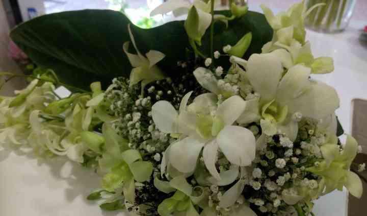 Ramo bodas prata