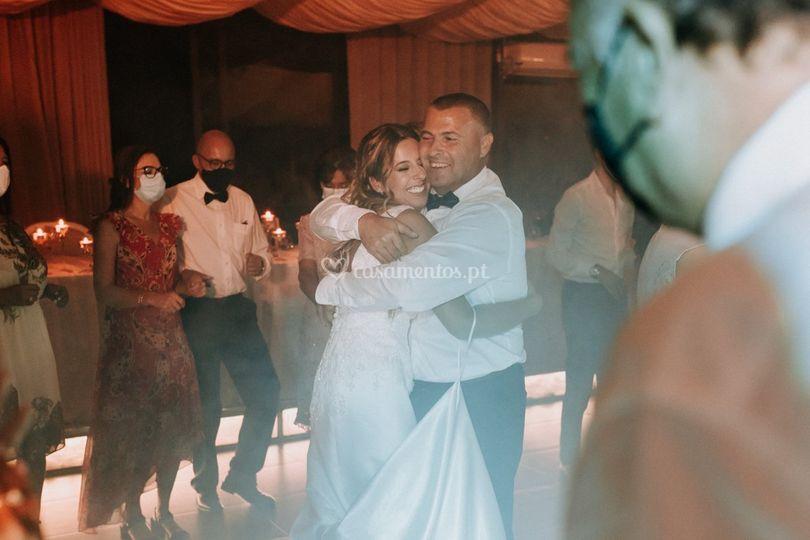 Baile com o Pai