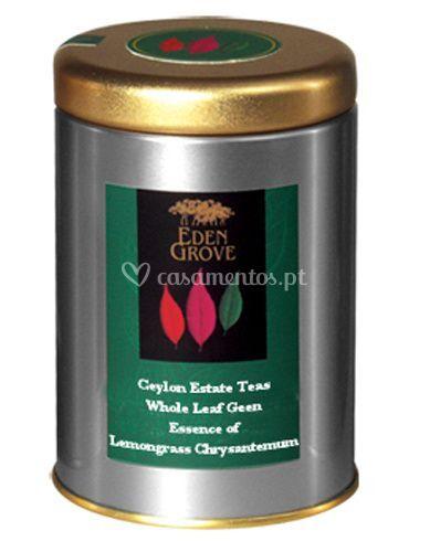 Chás do Ceilão