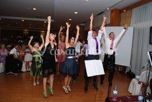 Todos a dançar