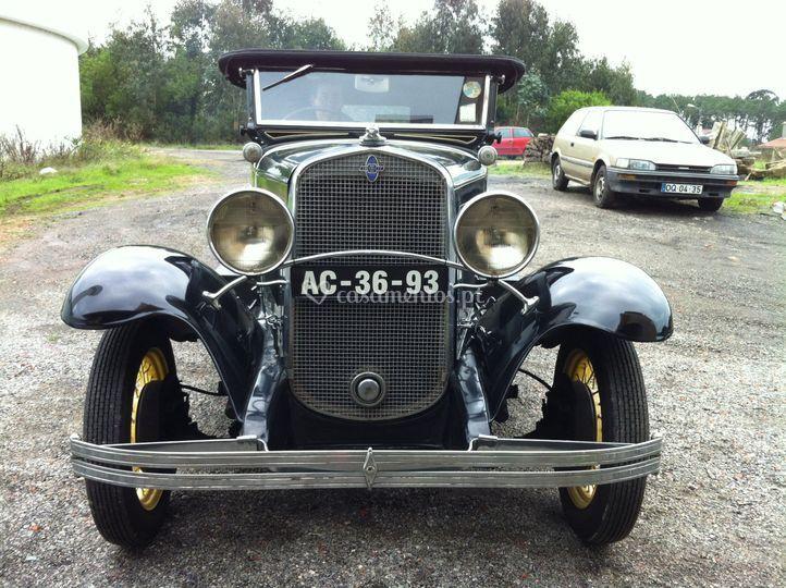 Chevrolet Phaenton 1931