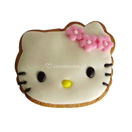 Bolacha Hello Kitty
