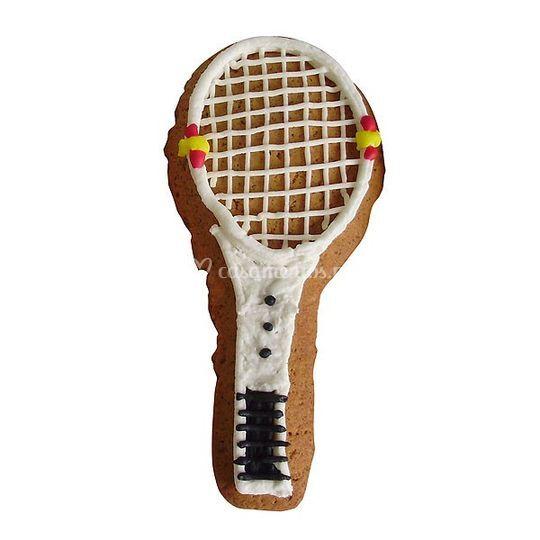 Bolacha raquete