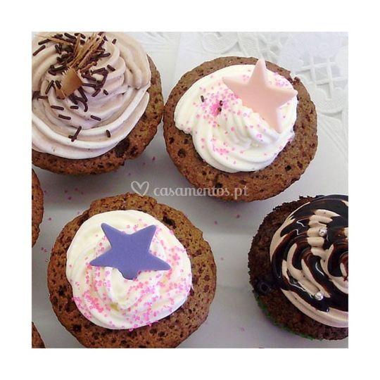 Cupcakes star