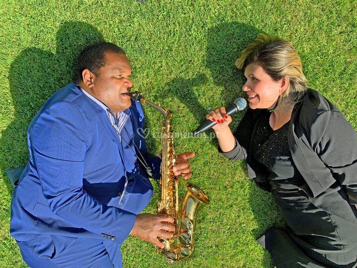 Duo Belíssimo - Sax e Voz