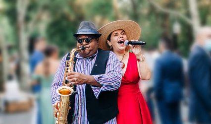 Duo Belíssimo - Sax, Voz e DJ