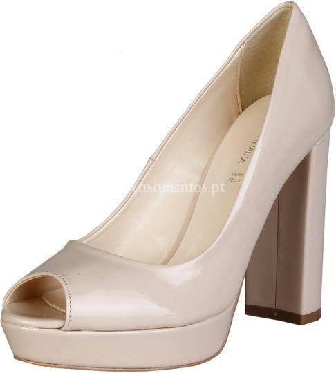 Sapato para dama de honor