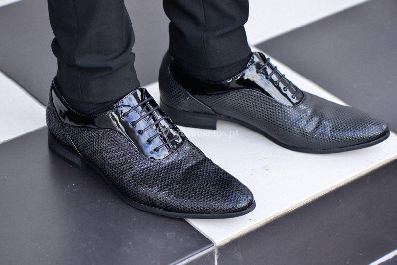 Sapatos de noivo