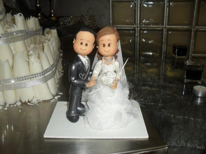 IsleiArtes - Topo de bolo