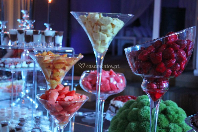 Buffet sobremesa