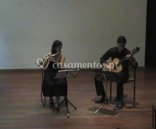 Duo Flauta e Guitarra