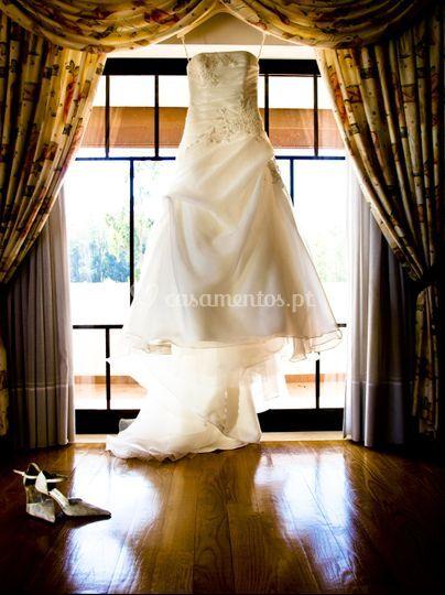 O vestido