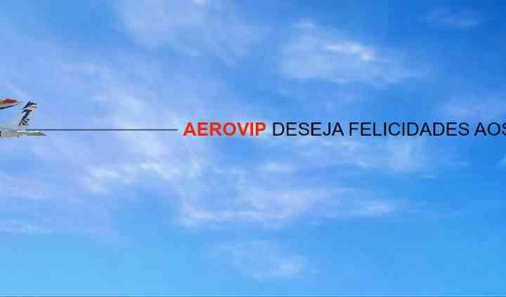Mensagem aérea