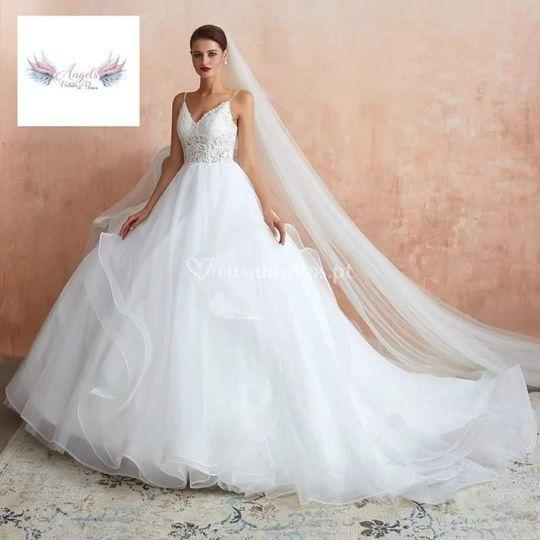 Angels - Vestidos de Noiva