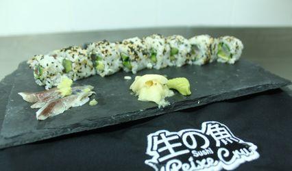 Sushi Peixe Cru 1