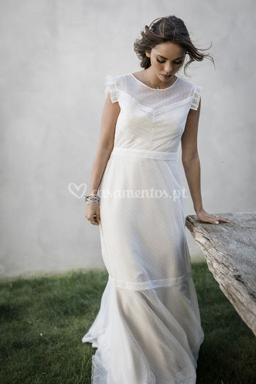 Amie gown