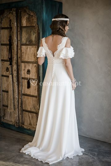 Trudie gown