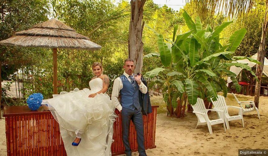 Wedding Rum de Cuba