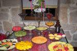 Mesa da fruta laminada de Quinta do Ribeiro