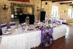 Mesa dos noivos de Quinta do Ribeiro