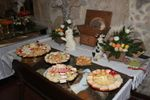 Mesa dos queijos de Quinta do Ribeiro
