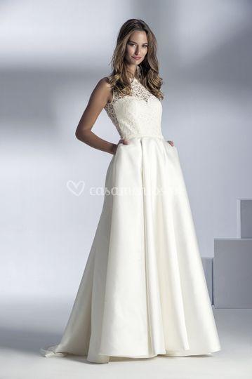 """Vestido de noiva """"Brielle"""""""