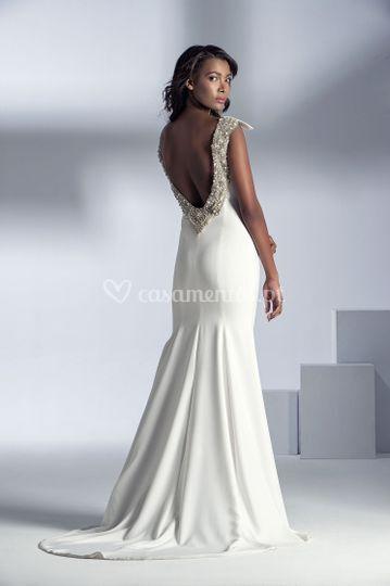 """Vestido de noiva """"Victoria"""""""