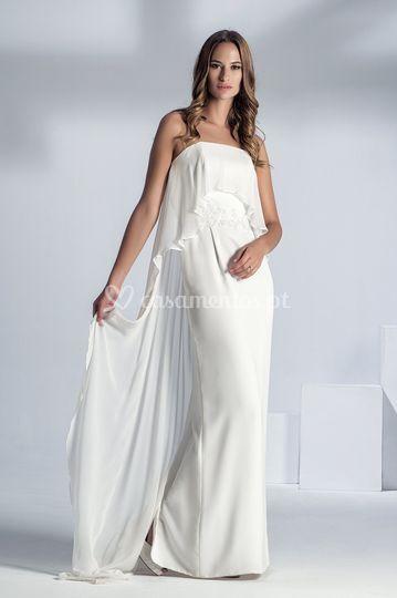 "Vestido de noiva ""Anna"""
