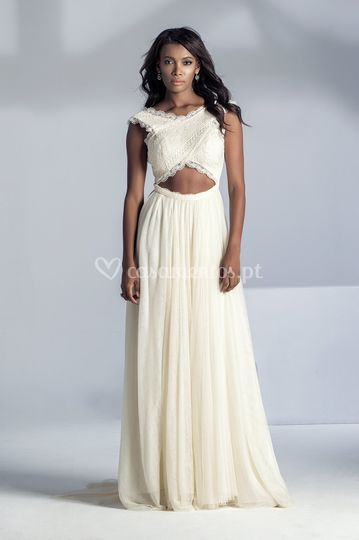 "Vestido de noiva "" Beatrice"""