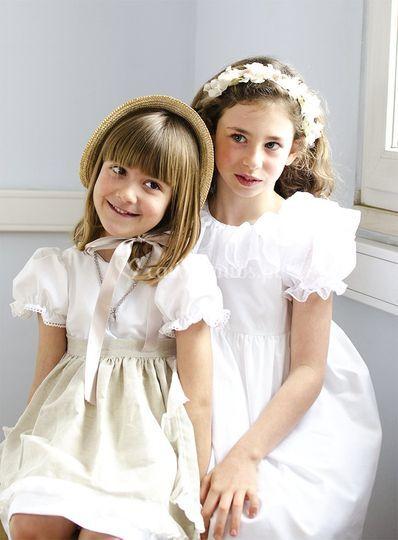 Cerimónia meninas