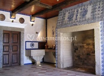 Antiga cozinha