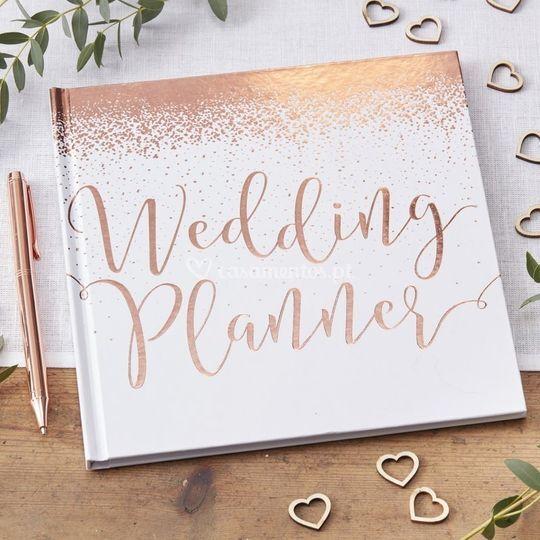 Wedding planner caderno